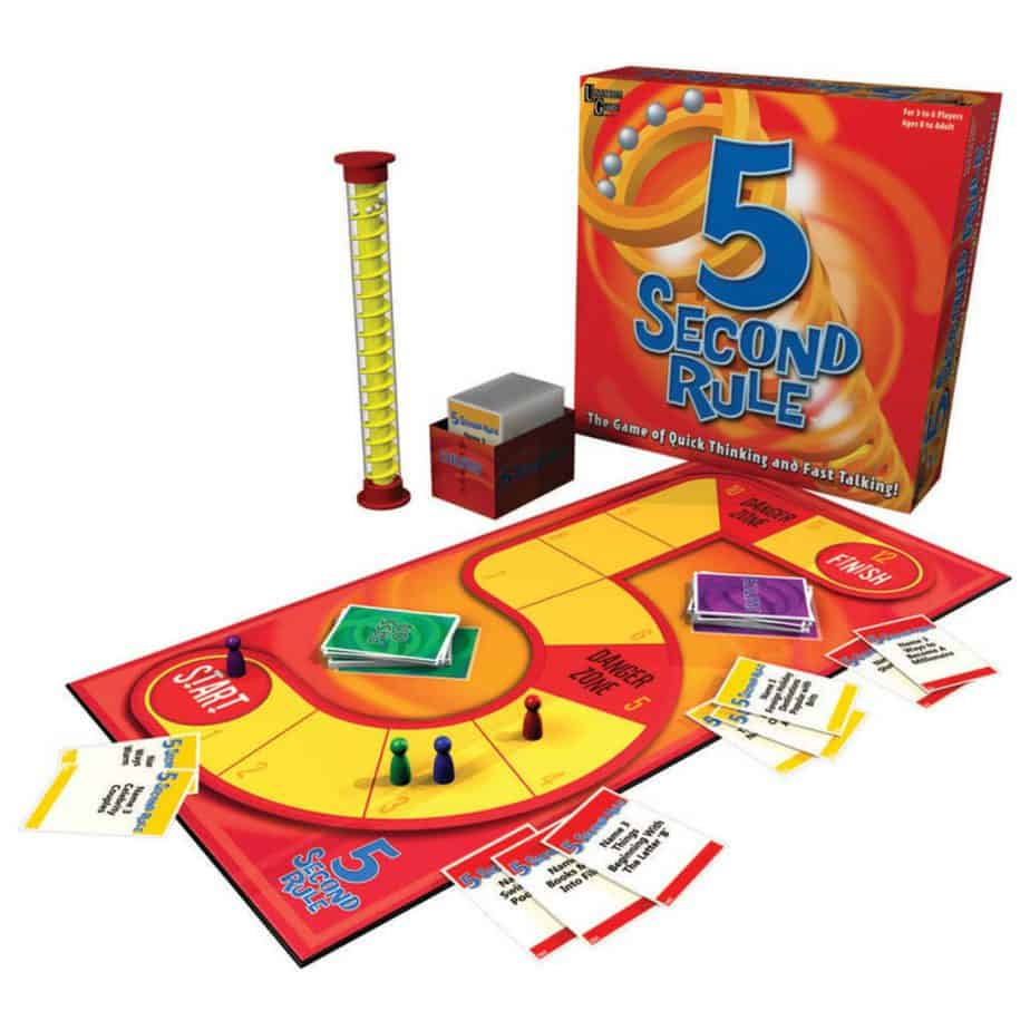 5 Second Rule Game Review