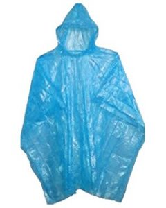 Sara Glove Adult Reusable Rain Ponchos
