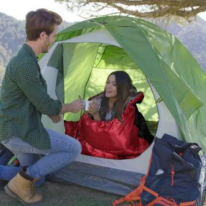 Xperience it All Couples Double Sleeping Bag