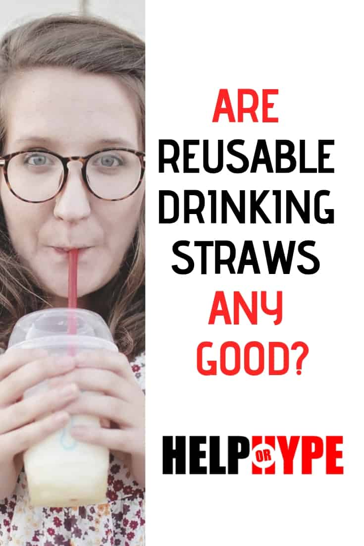 Are Reusable Drinking Straws Any Good?