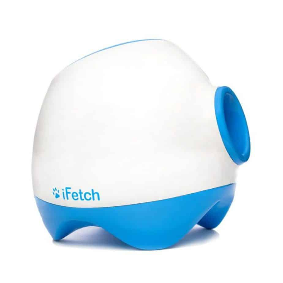 The iFetch Too is a great machine for your dog