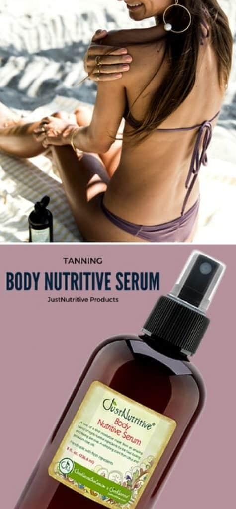 just natural body nutritive serum reviews