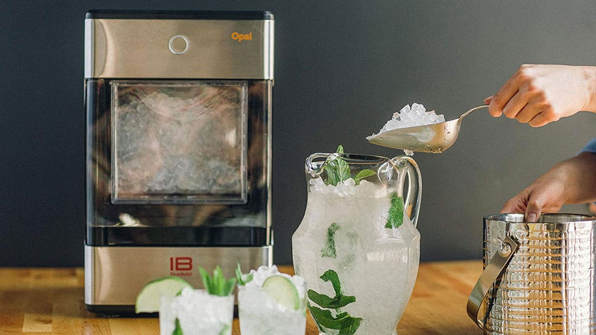 The Opal Nugget Ice Maker Review
